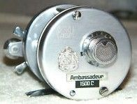 Vintage Ambassadeur 1500c Baitcast Reel 771100