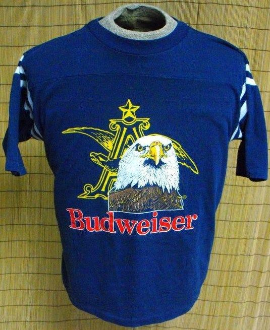 Vintage Bud T Shirt by Artex