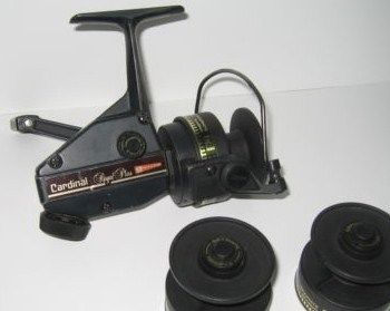 Vintage Carinal 4 Royal Plus Spinning Reel by Abu Garcia