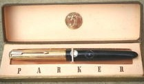 Vintage Fountain Pen Parker 51 in Original Box