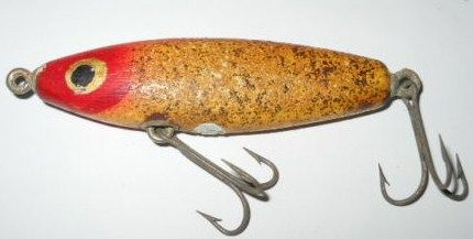 Vintage Jim Pfeffer Dilly Lure