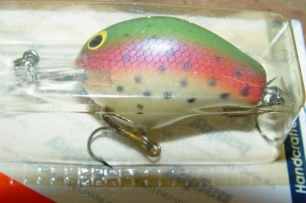 Vintage Original Bagleys DB1 RT New in Pack Rainbow Trout