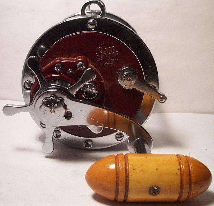 Vintage Penn Senator 113H 4.0 Conventional Saltwater Fishing Reel