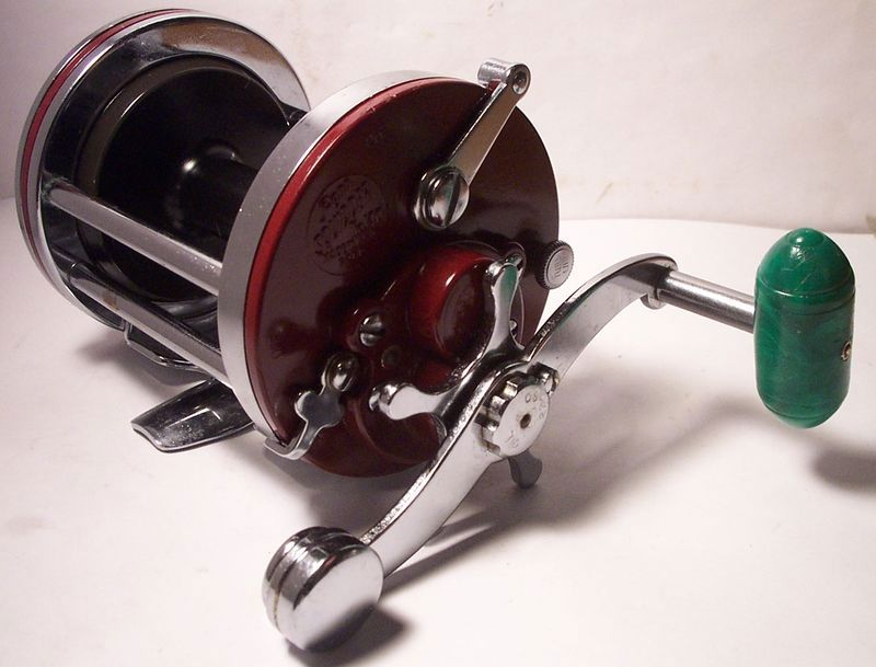 Vintage Penn Squidder 140 Saltwater Conventional Fishing Reel