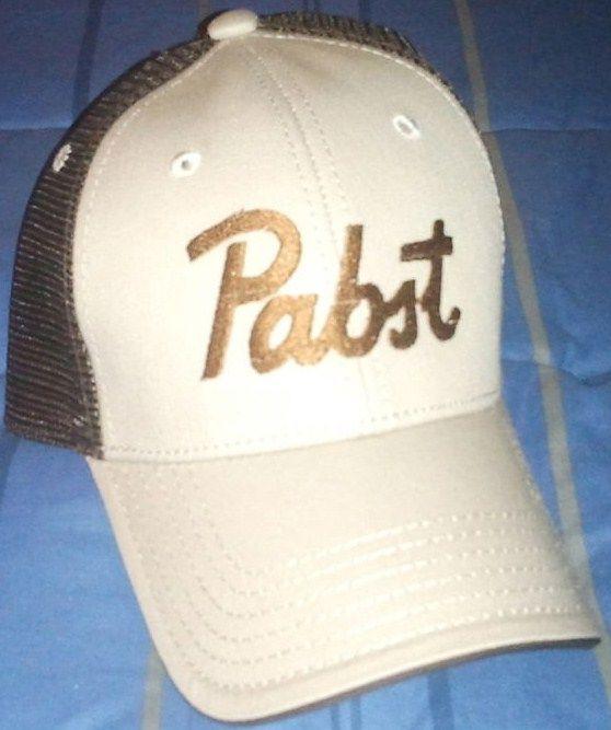 Vintage Pabst Beer Hat Truckers Cap