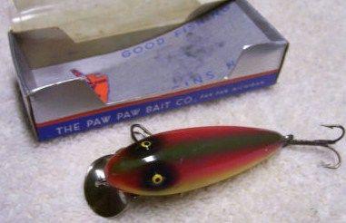 Vintage Paw Paw Lure 905 w/Box