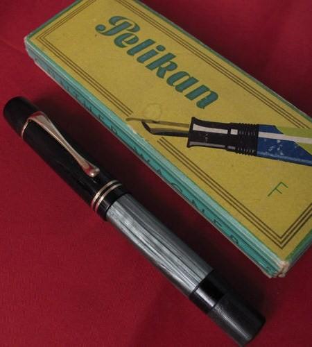 Vintage Pelikan 100 Broad Nib