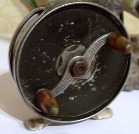 Vintage Shakespeare Burdick No 1885 Fly Fishing Reel