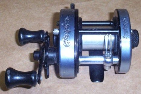Vintage Shakespeare President II Fishing Reel 1981 Model D
