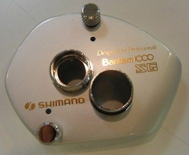 Vintage Shimano Bantam 1000SG Right Side Plate New Old Stock