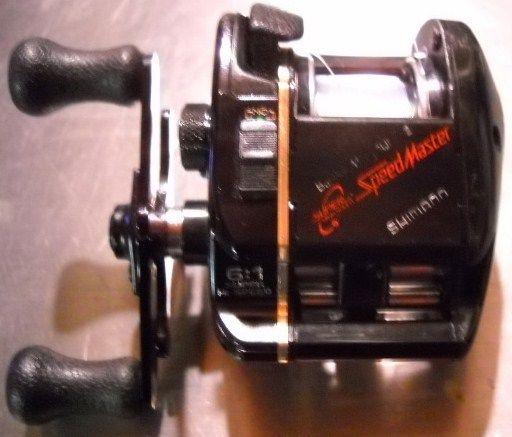 Vintage Shimano Bantam Magumlite 2200SG Speedmaster Baitcaster