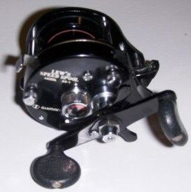 Vintage Shimano Lew Childre BB-1 Lews Speed Spool Fishing Reel