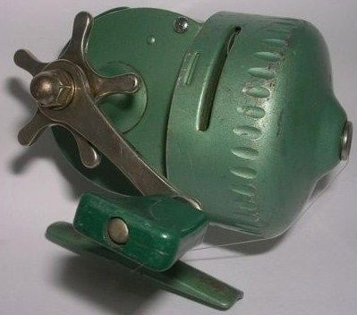 Vintage South Bend Spin Cast 77 Casting Fishing Reel Made in USA