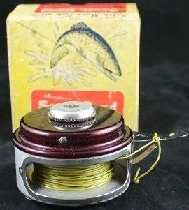 Vintage South Bend Fly Reel 1180 Automatic w/Box