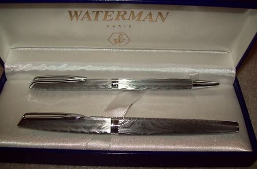 Waterman CF Set 18K Nib/New Old Stock/NOS