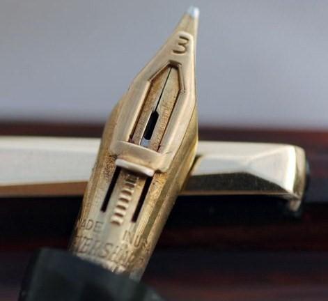 Wahl Morocco Doric 3 Adjustable Nib Close Up View