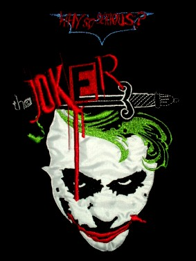 Why So Serious Joker shirt Face