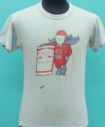 Vintage Budman 1970s T-Shirt