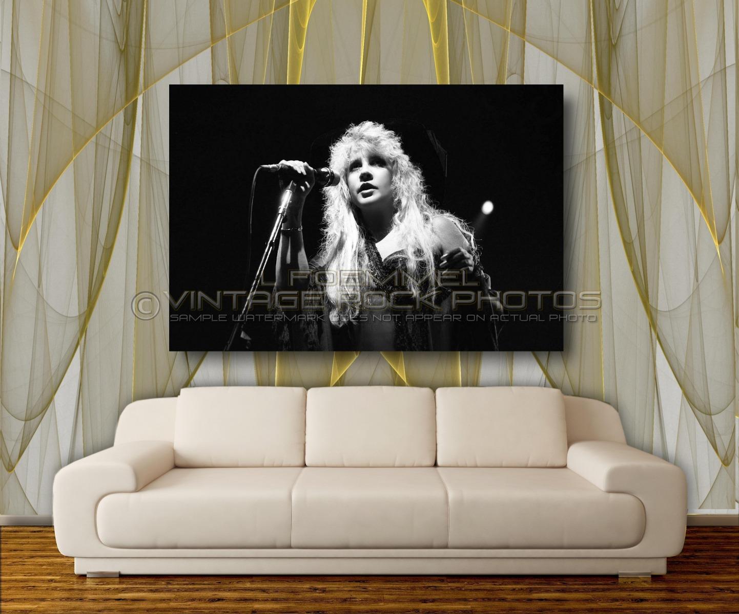 Stevie Nicks Poster Fleetwood MAC 20x30 Ph