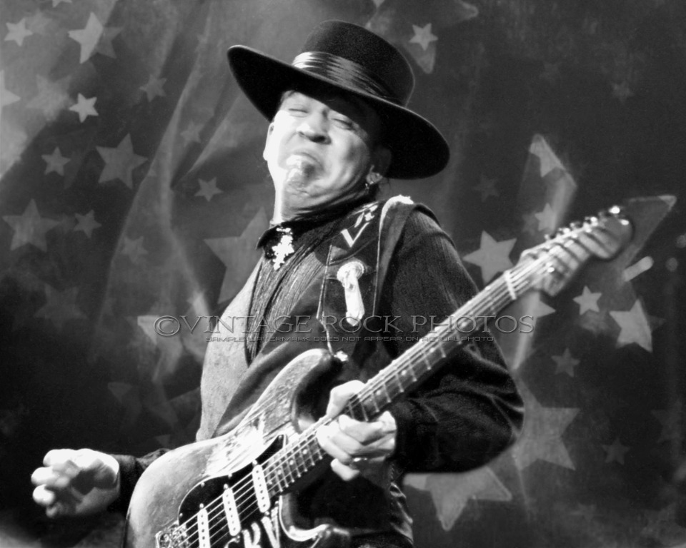 stevie ray vaughan 30x40 inch poster size photo ltd