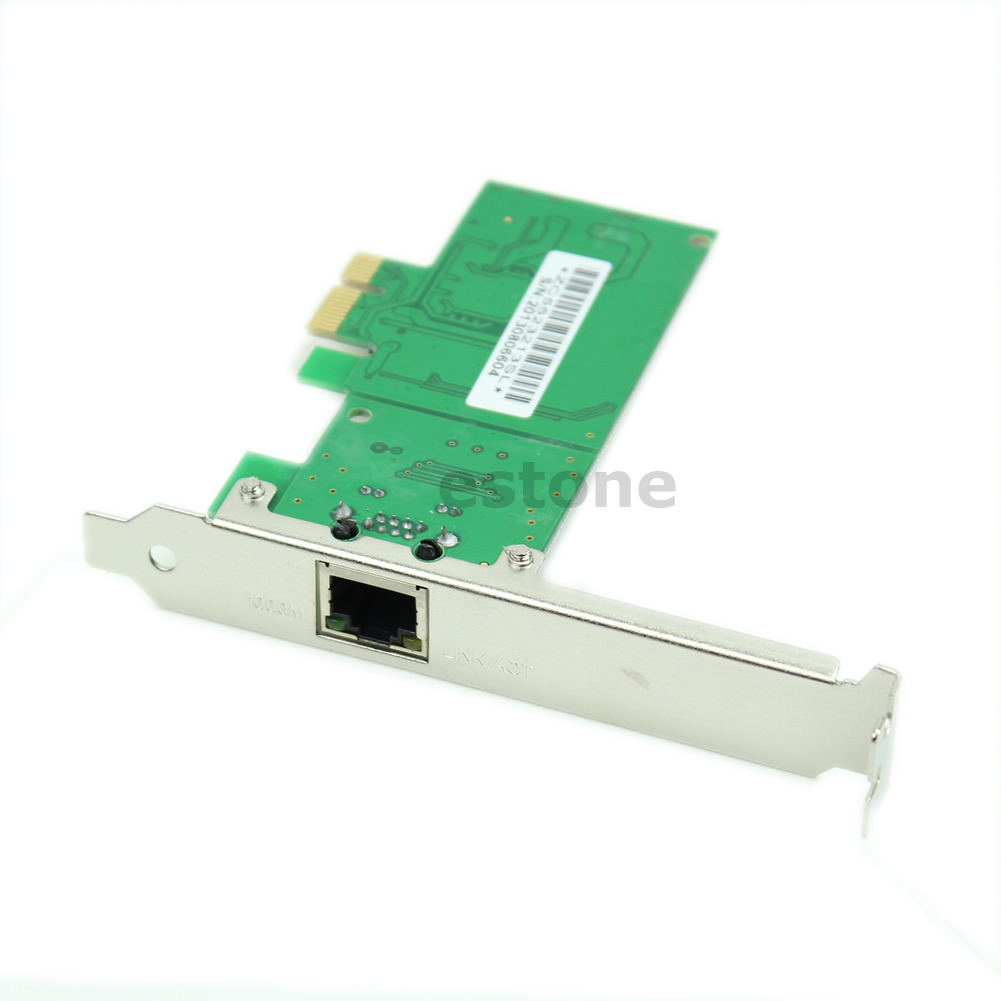 Gigabit-Ethernet-LAN-PCI-Express-PCI-e-Network-Controller-Card-New