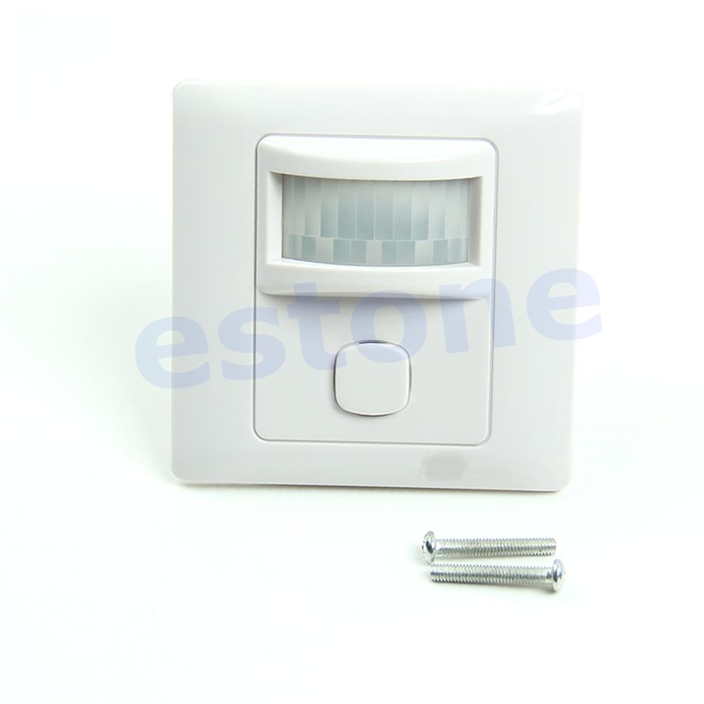 Ir infrared motion sensor automatic light lamp switch v