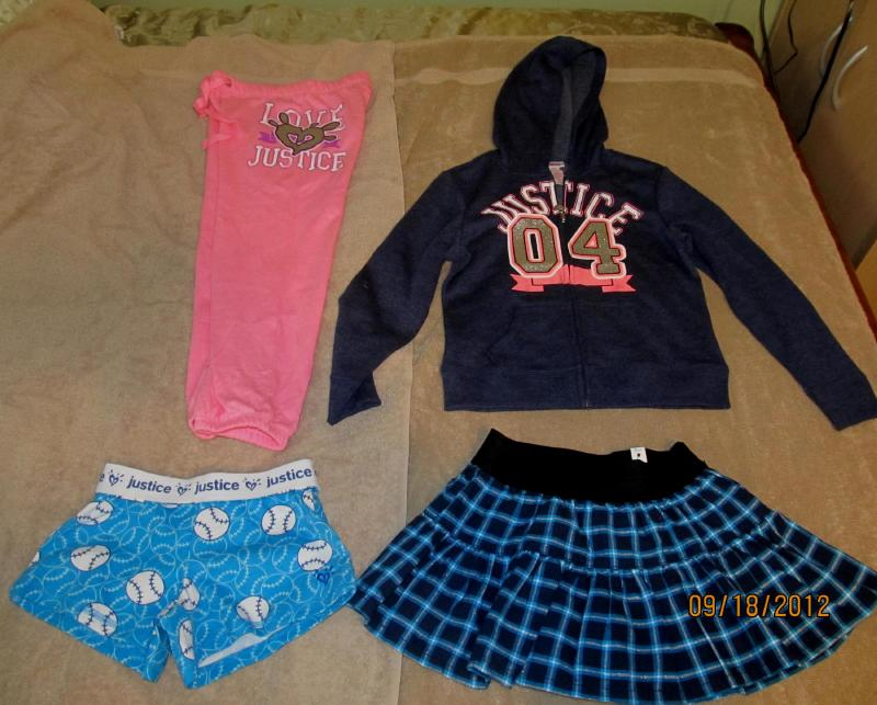Girls Clothes   Shop Girls Clothing Stores   Shop Justice   Mia
