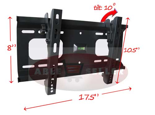 "Articulating Corner Tilt Arm Swivel TV Wall Mount Emerson 32"" LC320EM2 LC320EM3"