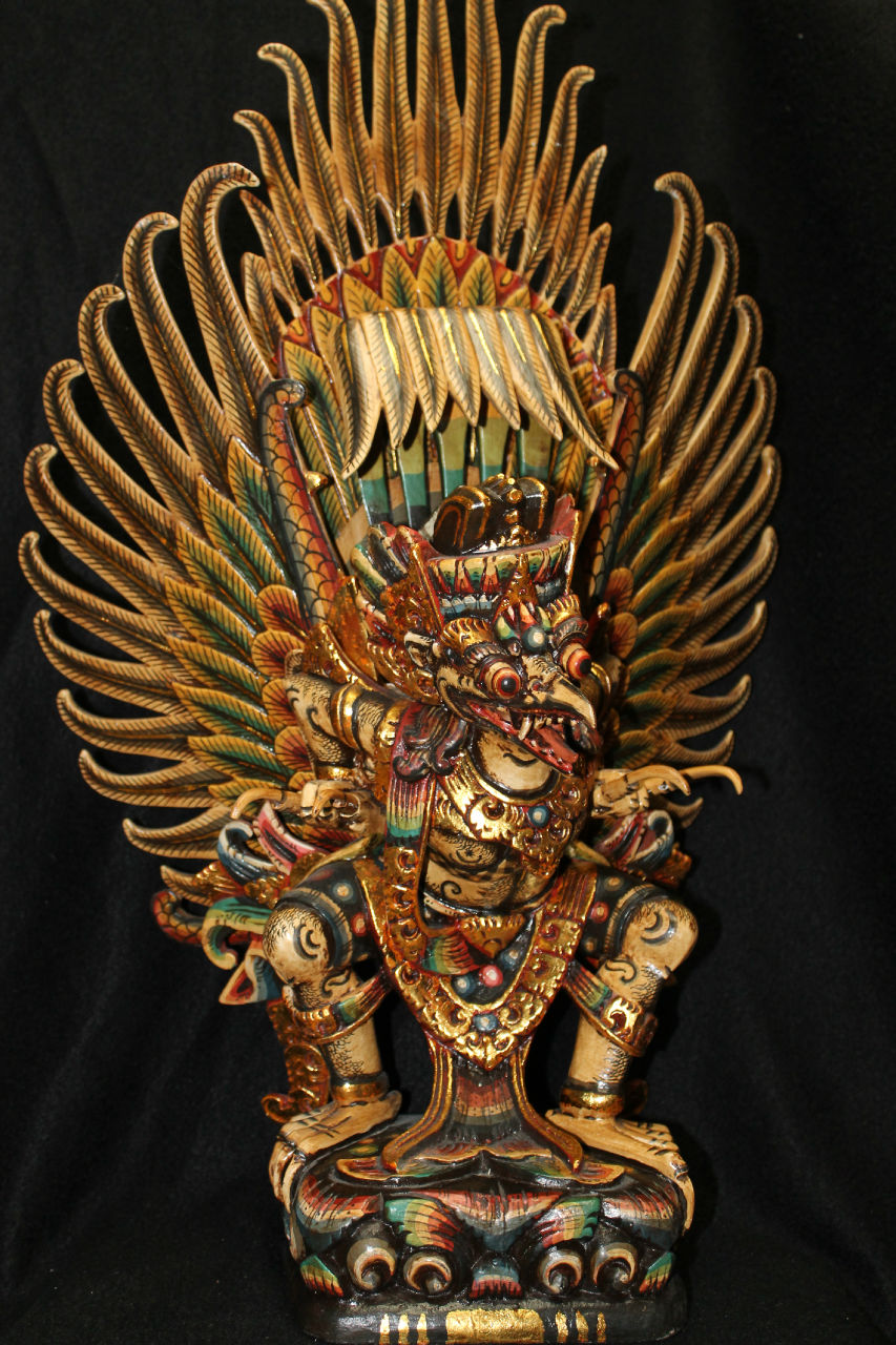 garuda sculpture - photo #32