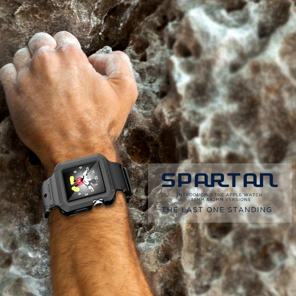 Poetic SPARTAN Shock Protection Active Workout Case For