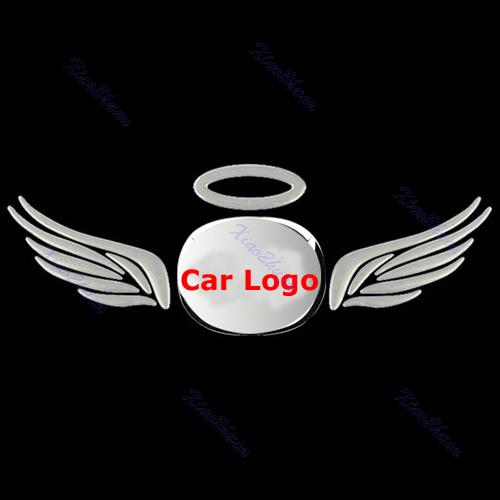 Details about 3D Angel Fairy Wings Car Auto Truck Logo Emblem Badge