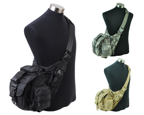 Molle Tactical Shoulder Strap Bag Pouch Backpack 10