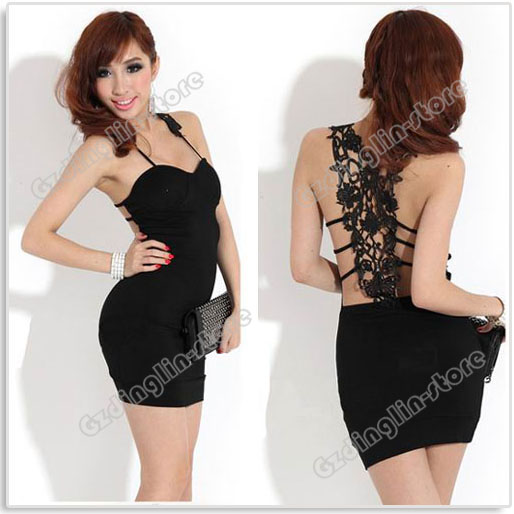 Fashion-Womens-Lace-Back-Backless-Clubwear-Party-Cocktail-Sexy-Mini-Dress-036