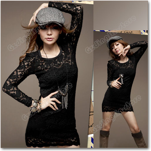 Платья из гипюра фото мода для