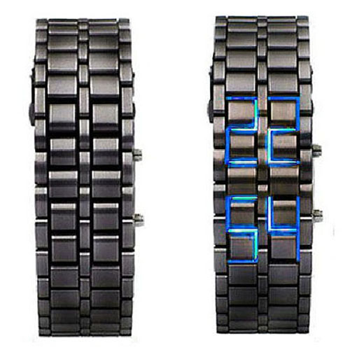 Blue-LED-Digital-Watch-Lava-Style-mens-sports-watch-N3