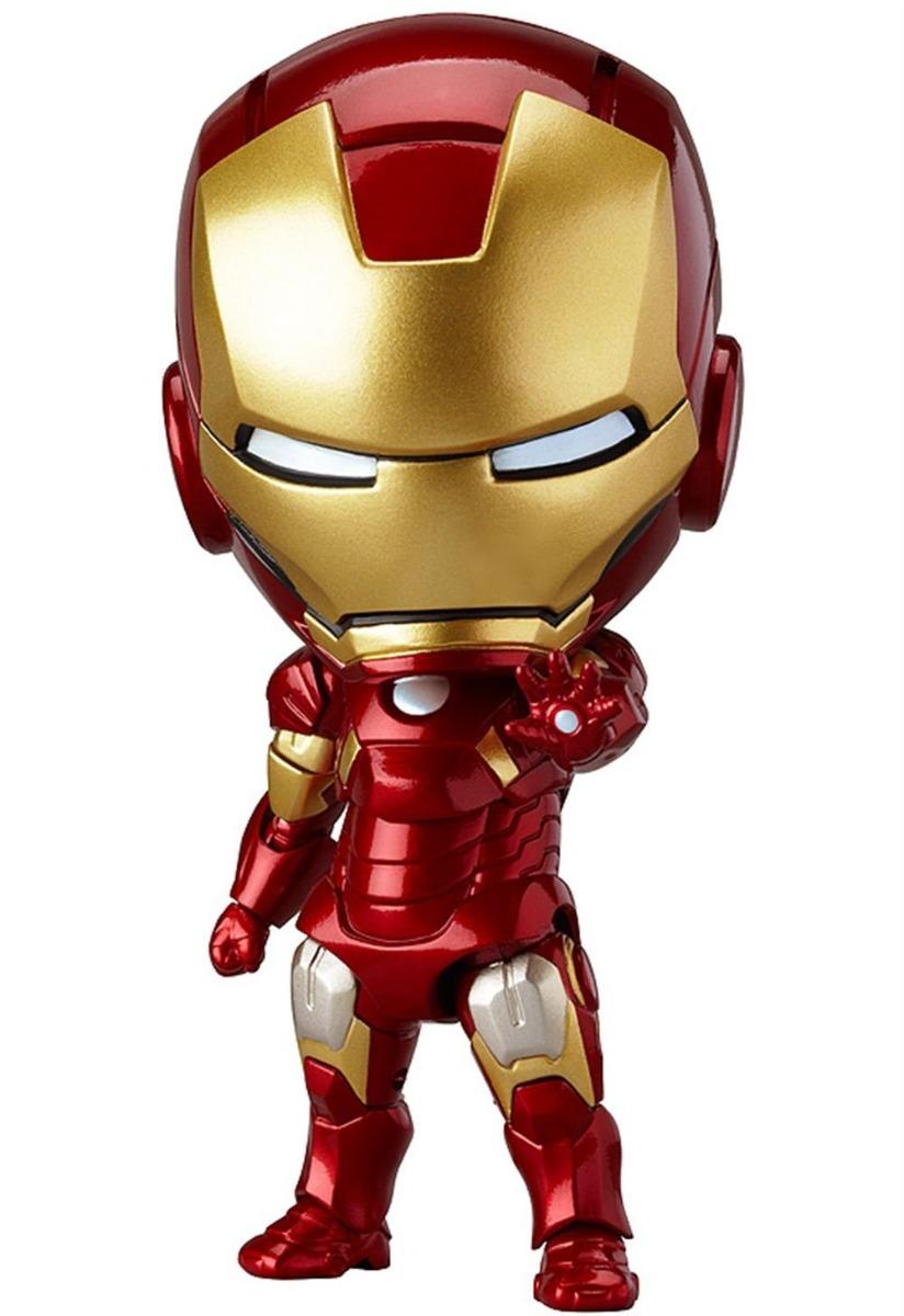 iron man 卡通