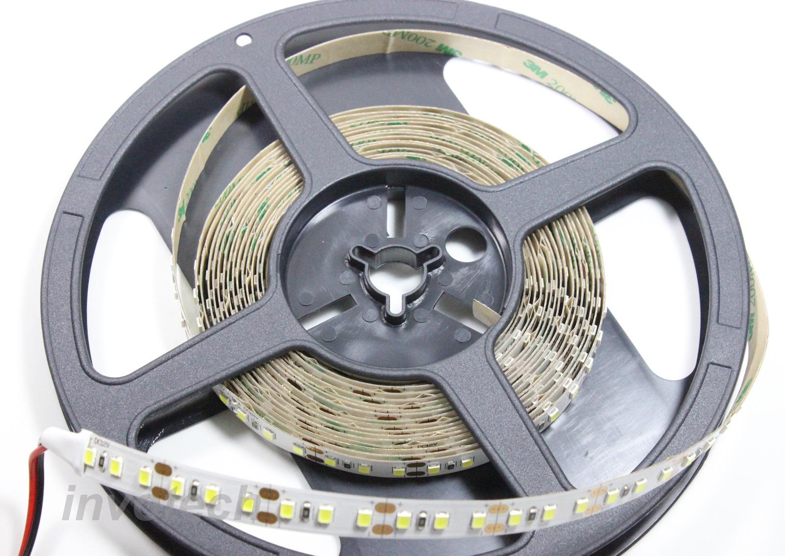Epistar Quality 12V 2835 120 LED/M 600 White Flexible LED Strips 20LM per LED AU