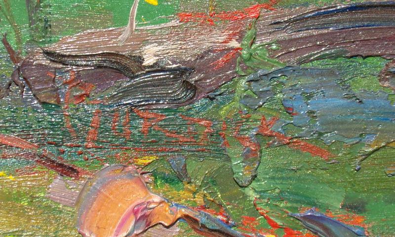 Scott burdick wisconsin landscape original oil painting for Artworks landscape ltd