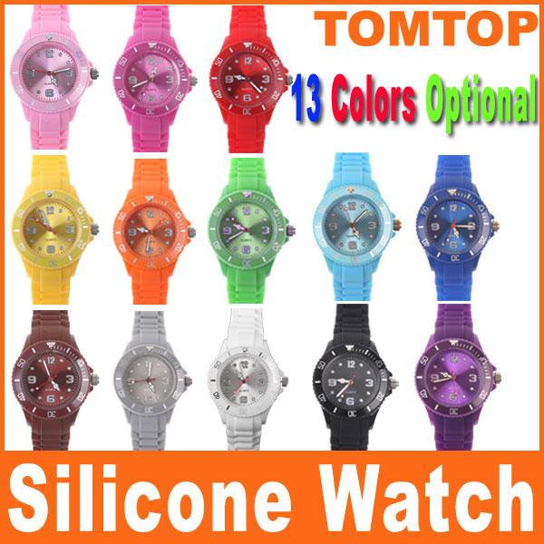 Classic-Gel-Stylish-Silicon-Ice-Jelly-Strap-Unisex-Wrist-Watch-Men-Lady-Gifts