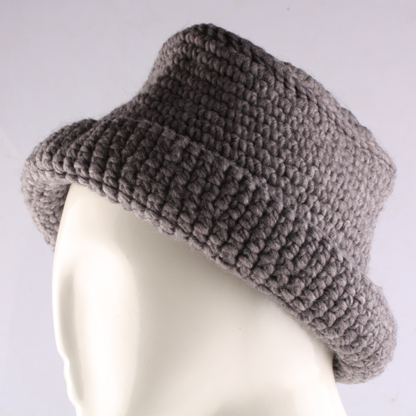Knitting Pattern Floppy Beanie : Women Gilrs Winter Warm Chic Knitted Cloche Crochet Floppy ...