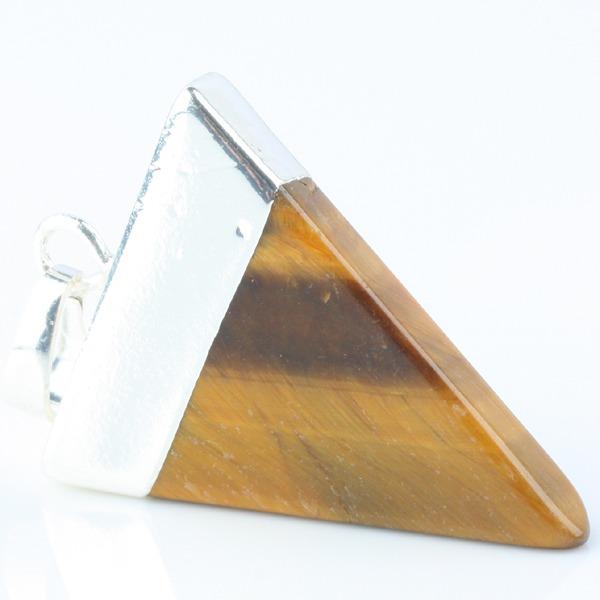 Amethyst quartz opal stone triangle healing reiki gemstone pendulum bead pendant ebay - Nature curiosity stressed out plants emit animal like signals ...