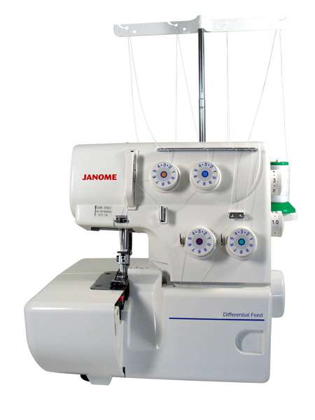 janome sewist 521 instruction manual