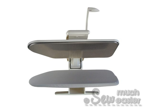 compact ironing steam press + free extra cover foam rrp 49 00
