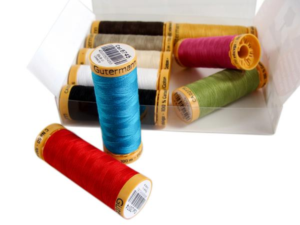 Gutermann Threads Cotton Guterman Machine Sewing Thread ...