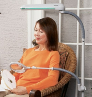 Ott-Lite Easy View Floor Lamp