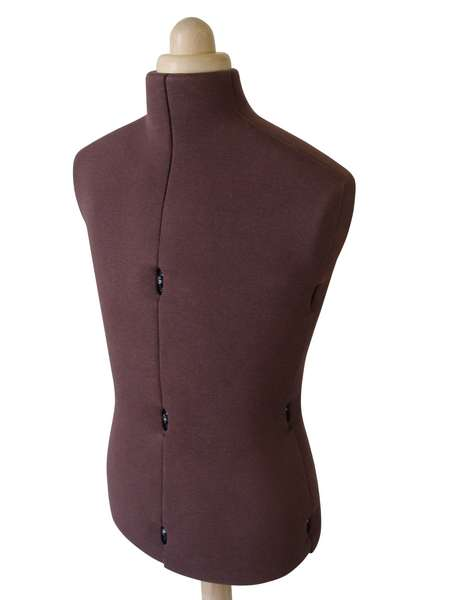 Menswear Adjustable Mannequin Tailors Dressmakers Dummy Mannequins ...