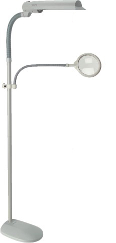 Ott lite easy view floor lamp simply add to cart order yours now mozeypictures Choice Image