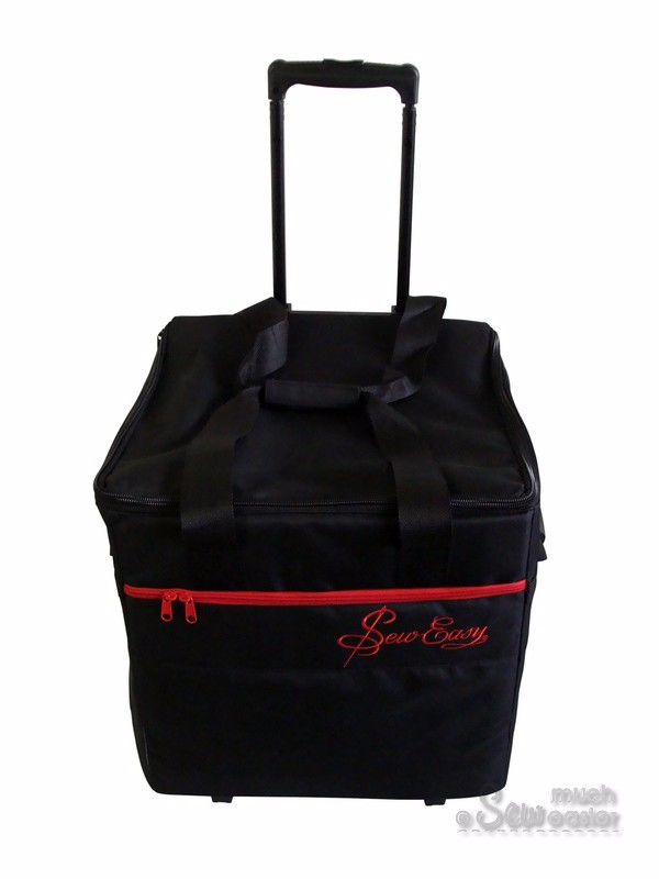janome sewing machine trolley bag