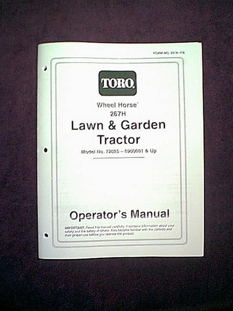 toro wiring diagram 416 8 wheel horse  toro  get free