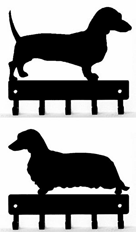 Daschund Key Holder: Pet Supplies